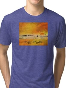 Desert Motel Tri-blend T-Shirt