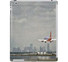 Coming Home to Houston iPad Case/Skin