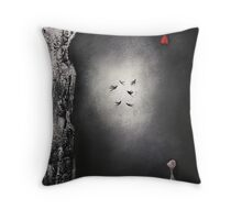 Dilemma Throw Pillow