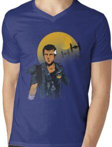 StarMax Fury Force. Mens V-Neck T-Shirt