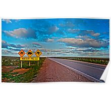 Nullarbor-HDR Poster