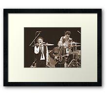 Return of The Legendary Simon & Garfunkel Framed Print