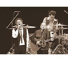 Return of The Legendary Simon & Garfunkel Photographic Print