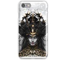 Queen of Crows iPhone Case/Skin