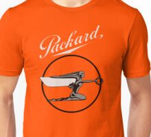 Classic Car Logos: Packard (Goddess of Speed) Unisex T-Shirt