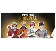 South Park Survival Poster