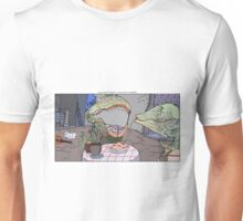 Lady and the Tramp + Little Shop of Horrors Unisex T-Shirt