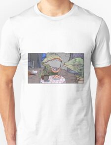 Lady and the Tramp + Little Shop of Horrors T-Shirt