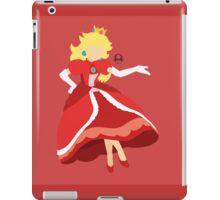 Peach (Red) - Super Smash Bros. iPad Case/Skin