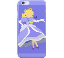 Peach (Blue) - Super Smash Bros. iPhone Case/Skin