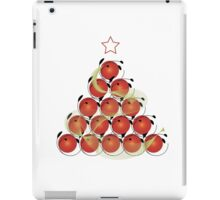 Christmas Tree T and Sticker (3) iPad Case/Skin