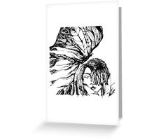 Big Butterfly Greeting Card