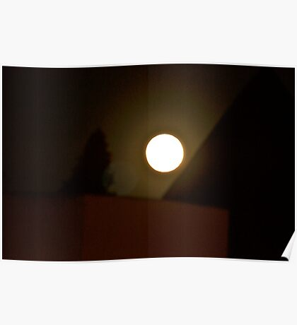Super Moon Rising...19 March 2011 Poster
