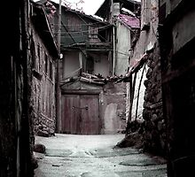 Ankara Alley by Helena Bolle