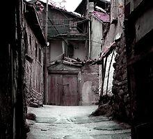 Ankara Alley by Helena Bolle