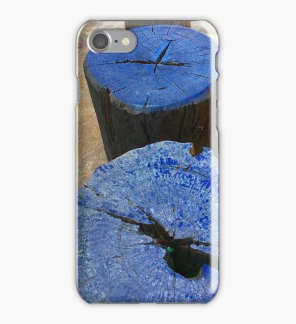 Wooden Chair iPhone Case/Skin
