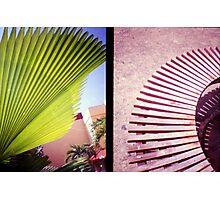 semi-circle, phnom penh, cambodia Photographic Print