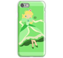 Peach (Green) - Super Smash Bros. iPhone Case/Skin