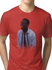Why You Always Lying? Tri-blend T-Shirt