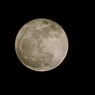 Super moon in Indiana by katpartridge