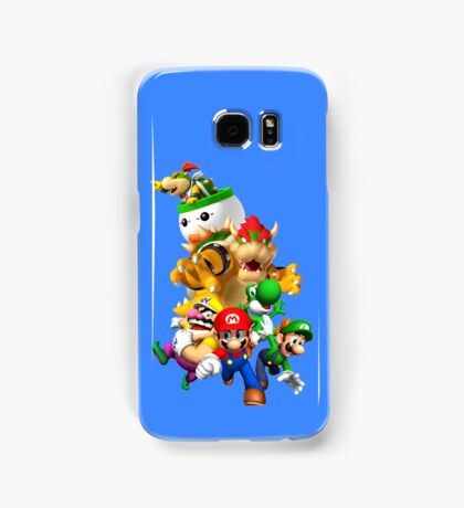 Mario 64 Samsung Galaxy Case/Skin