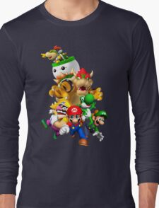 Mario 64 Long Sleeve T-Shirt