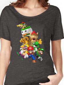 Mario 64 Women's Relaxed Fit T-Shirt