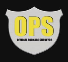 OPS -Official Package Surveyor by J.A. Harris
