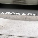 Look LEFT! by D. D.AMO