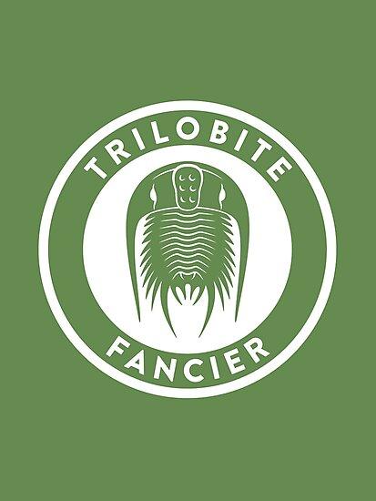 Trilobite Fancier Print by David Orr
