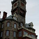 Worcester Insane Asylum III by hrdcrow