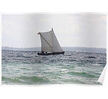 Danish Sail Poster