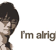 Kojima is Alright by 4xUlt