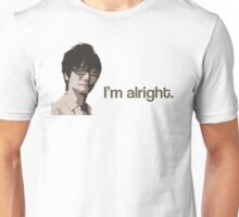 Kojima is Alright Unisex T-Shirt