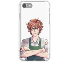 Kyle survival iPhone Case/Skin