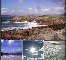 An Isle of Harris Hebridean Collage by BlueMoonRose