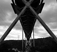 Batmans Bottom - Batman Bridge, Launceston, Tasmania by RainbowWomanTas