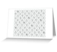 Royal Pattern Greeting Card