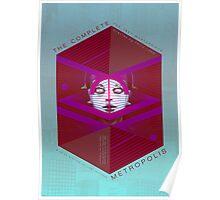 M E T R O P O L I S  poster Poster