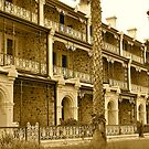 Victorian villas @ Henley Beach, Adelaide by Ali Brown