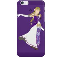 Zelda (Ocarina) - Super Smash Bros. iPhone Case/Skin
