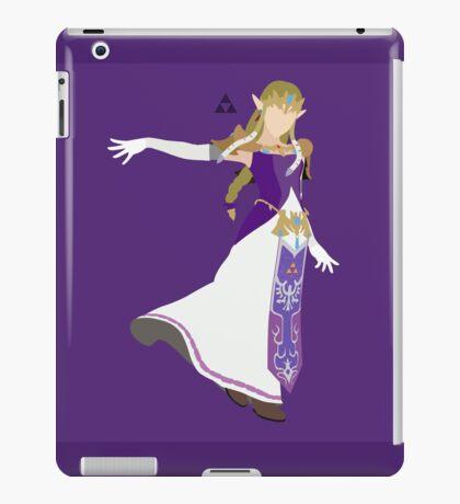 Zelda (Ocarina) - Super Smash Bros. iPad Case/Skin