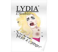 LYDIA* ILLUSTRATION Poster
