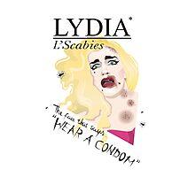 LYDIA* ILLUSTRATION Photographic Print