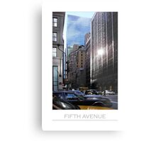 Fifth Avenue Metal Print