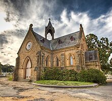 bendigo  grave yard by mylittleeye
