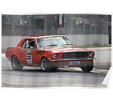 Classic not plastic 2!  Adelaide, Clipsal 500 Poster