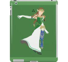 Zelda (Green) - Super Smash Bros. iPad Case/Skin