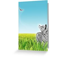 Wordless Dream Greeting Card