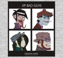 KP Bad Guys No. 2 Kids Clothes